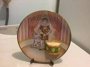 working franklin mint musical clown plate Paralowie Salisbury Area Preview