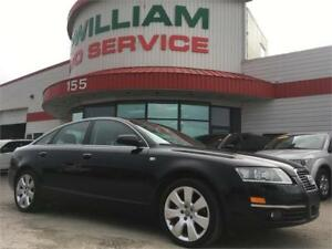 2008 Audi A6 3.2L Bluetooth! Back Up Cam! 138KM! Clean Title!
