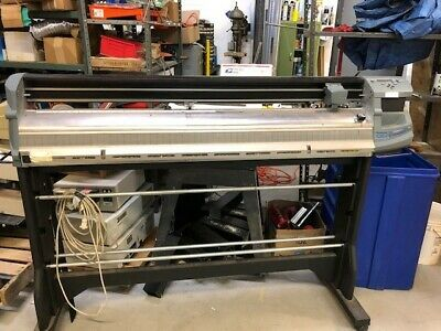 Gerber Odyssey 56 Vinyl Cutter Plotter W Stand - For Parts