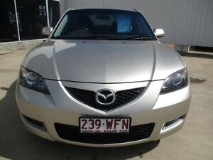 2008 Mazda 3  Gold Manual Ayr Burdekin Area Preview