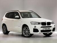 2015 BMW X3 DIESEL ESTATE