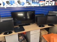 HP, SHARP & OTHER MONITORS AVAILBALE FOR SALE ON CHEAP PRICES