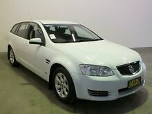 2013 Holden Commodore VE II MY12.5 Omega White 6 Speed Automatic Sportswagon Westdale Tamworth City Preview