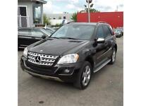 MERCEDES ML320 DIESEL NAVIGATION/PARKING SENSOR/TOIT OUVRANT +++