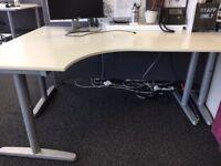 Ikea corner desks for sale