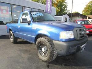 2007 FORD RANGER XL * VERY CLEAN * NEW TIRES * MP3 INPUT *