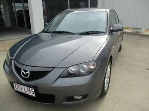 2008 Mazda 3 Grey Manual Ayr Burdekin Area Preview
