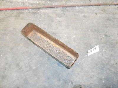 John Deere 70 Gas Engine Tool Box Item 414