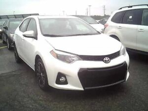 2015 Toyota Corolla S *** BAD CREDIT ACCEPTED ***