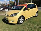 2004 Mitsubishi Colt RG XLS Yellow Continuous Variable Hatchback Clontarf Redcliffe Area image 2