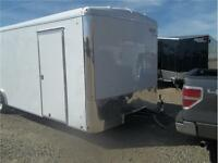 LOOK ROUND TOP 7' TALL 10K 8.5X24' CARHAULER $10800.00