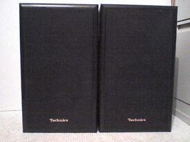 100W Technics Stereo Speakers - Heathrow