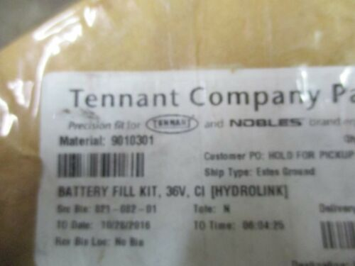 Tennant OEM Battery Fill Kit