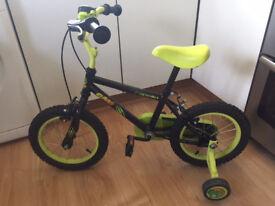 Apollo Claws Kids' Bike - 14 inch
