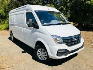 2018 LDV V80 K1 MY17 LWB Mid White 6 Speed Automated Manual Van Kenwick Gosnells Area Preview