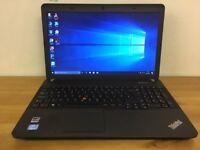 Lenovo ThinkPad Edge E531 Core i5-3230m 2.6GHz 8GB RAM 500GB HDD 15.6 Laptop