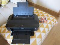 Cannon IX6550 A3 Printer plus some inks