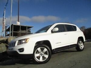 2017 JEEP COMPASS High Altitude Edition 4X4 (MOONROOF, HEATED LE