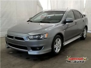 Mitsubishi Lancer SE Toit Ouvrant A/C MAGS 2014