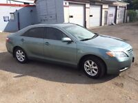 2007 Toyota Camry LE  CERT, E-TESTED LOW KMS CLEAN ONE OWNER