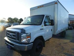 2008 Ford Econoline E450,DIESEL15 COMMERCIAL VANS TO CHOOSE FROM