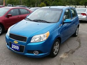 2009 Chevrolet Aveo GAS SAVER YES YOU CAN FINANCE THIS !