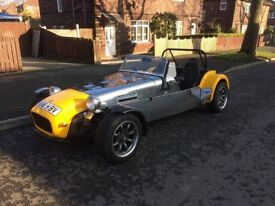 Robinhood kit car