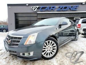 2011 Cadillac CTS Coupe Performance ALL WHEEL DRIVE, EASY LOANS