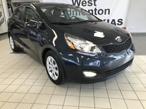 2013 Kia Rio LX+ FWD 1.6L *BLUETOOTH/HEATED CLOTH SEATS/CRUISE
