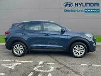 2017 Hyundai Tucson 1.6 Gdi Blue Drive Se 5Dr 2Wd Estate Petrol Manual