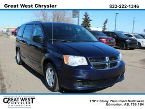 2012 Dodge Grand Caravan SXT PLUS, DVD, BACKUP CAMERA, REAR CLIM