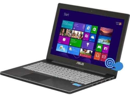 """ASUS Q501LA-BBI5T03 15.6"""" Laptop Intel Core i5 4200U (1.60GHz) 750GB HDD 6GB Mem"""