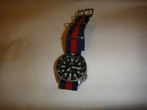 SEIKO 150M WATER RESISTANT AUTOMATIC IN WORKING CONDITION