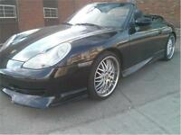 Porsche 911 CARRERA C4 CONVERTIBLE HOT! HOT! iAMAZING!!)