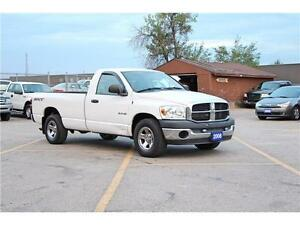 2008 Dodge Ram 1500 ST*Certified*E-Tested*2 Year W