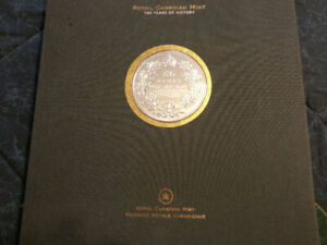 Silver 50 cent Coin - 2008 - Limited Edition Centennial Book