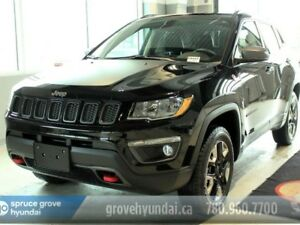 2017 Jeep Compass TRAILHAWK-PRICE COMES WITH A $250 GAS CARD-LEA