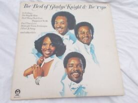 Vinyl The Best Of Gladys Knight & The Pips Buddah BDLH 5013 Stereo