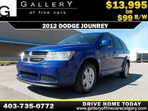 2012 Dodge Journey SE  $99 BI-WEEKLY APPLY NOW DRIVE NOW