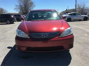 2006 Toyota Camry LE-WOW 128000KM CERTIFIED-WOW