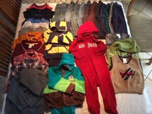 Lot de vêtements garçon 6-12 mois