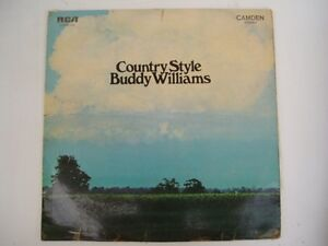 BUDDY-WILLIAMS-COUNTRY-STYLE-RARE-OZ-LP