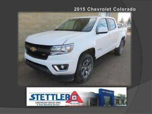 2015 Chevrolet Colorado 4WD Z71 Low KM