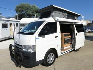 SYDNEY'S BEST SELECTION of quality pre-loved Campervans Glendenning Blacktown Area Preview