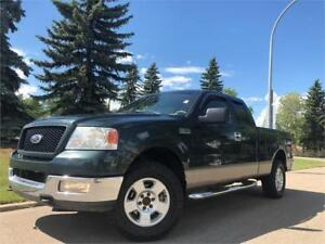 2004 Ford F-150 XLT 4X4 = 174K = CLEAN CAR PROOF - REMOTE START