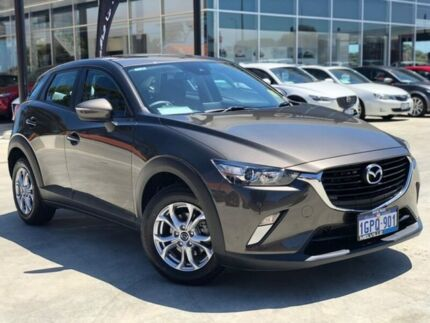 2018 Mazda CX-3 DK2W7A Maxx SKYACTIV-Drive Bronze 6 Speed Sports Automatic Wagon Palmyra Melville Area Preview