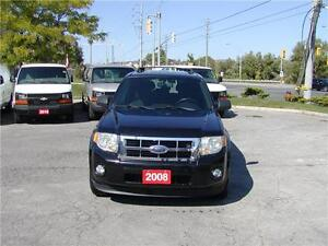 2008 Ford Escape XLT- 4WD | ONE OWNER| NO ACCIDENTS| WE FINANCE