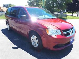 2011 Dodge Grand Caravan *LOW KM* *WHEEL CHAIR*