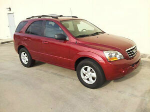 2008 Kia Sorento LX 4X4 SPORT--ONE OWNER --ONLY 137,000KM
