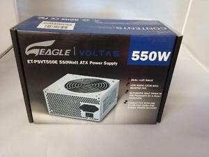 Eagle Tech ET-PSVT550E 550W ATX12V v2.2 Power Supply -NEW